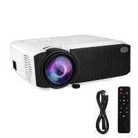 1600 Lumens home theater / cinema projector