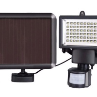 60 LED SOLAR MOTION SENSOR / SECURITY LIGHT
