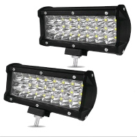 72W 6-Inch LED SPOT / BAR LIGHT (SET OF TWO)