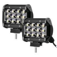 36W 4-INCH LED SPOT / WORK LIGHT (SET OF 2)