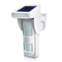 OUTDOOR WIRELESS SOLAR ALARM BEAM