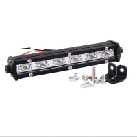 18W 7 INCH SINGLE ROW LED BAR